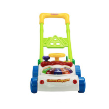 Electric Toy Baby Trolley Baby Walker Toy (H0001170)