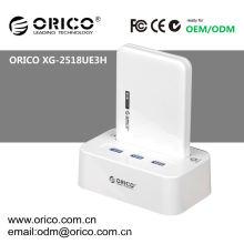 ORICO XG-2518UE3H Estação de encaixe HDD móvel externa 2.5''