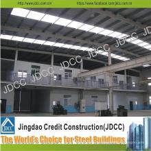 Oficina pré-fabricada de estrutura de aço de alta qualidade
