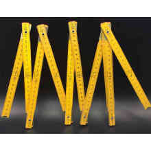 OEM High Quality Wooden Folding Ruler for School Office Stationery