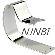 Mirror Polished Stainless Steel Bending/Stamping Bracket