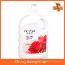 Гуанчжоу поставщик оптовой печати и упаковки на заказ самоклеющейся глянцевой ламинированной бумаги этикетки