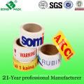 Fita de embalagem de impressão de logotipo personalizado (KD-0342)