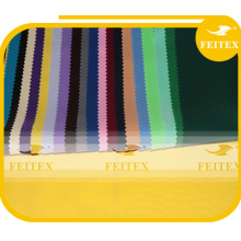 Tissu de robe de soie de damassé d'Afrique de polyester bon marché