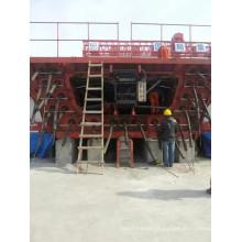 Principais Características do Molde de Aço para Viga em Caixa