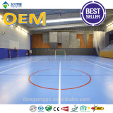 Synthetic floor multi-purpose sports court flooring