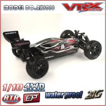 Nuevo RC 1/10 escala 4 ruedas eléctrico RC buggy