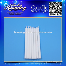 WHITE CANDLE,Paraffin Wax Candle,Africa,