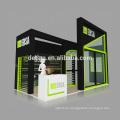 Detian Offer Trades Equipo relacionado Aluminum Fair Stand Exhibition Booth Design