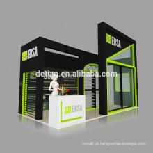 Oferta da Detian Trades relacionados Equipamentos de Alumínio Fair Stand Exhibition Booth Design