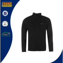 Cheap 100%Polyester Micro Fleece Jacket with Full Zip Design