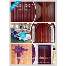 Routeur cnc pour le travail du bois SG1325 -3d armoires en bois machines à portes en bois