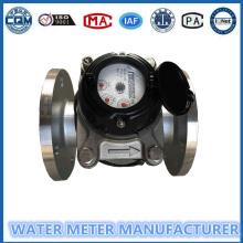 Измерительный счетчик воды Dn50-Dn300 из нержавеющей стали Dn65mm