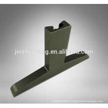 China factory OEM service sand casting equipment part