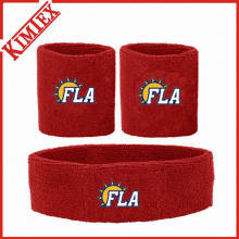 Whoesales Deportes Athletic Terry Sweatband