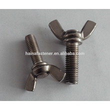 Stainless Steel Wing Bolt, butterfly scrfew