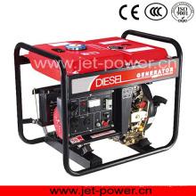 Generador de motor diesel pequeño del marco abierto con precio barato