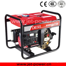 3kw Portable Air Cooled Open Type Diesel Generator