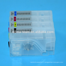PGI-1100 1200 1300 1400 1500xl 1600xl Pour les imprimantes Canon recharge cartouche d'encre avec des puces de réinitialisation automatique