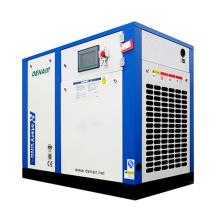 90 kw 10 bar screw double cylinder air compressor