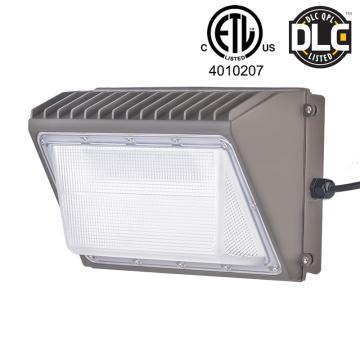80W LED Wall Pack beleuchtet 5000K 8800 Lumen