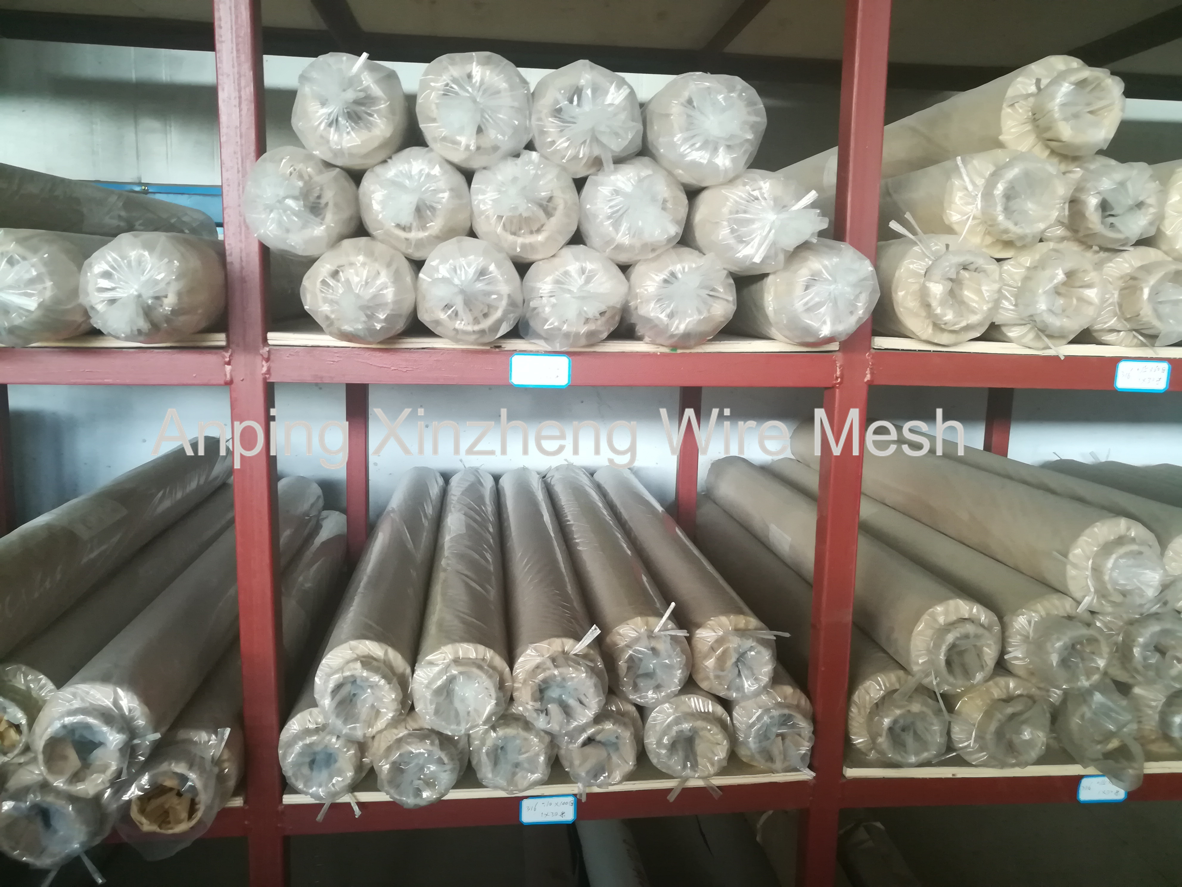 Wire Mesh Stocks