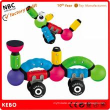 Grandes juguetes de bloque