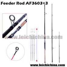 Chinese New Type 3640mm 3+3sections Feeder Fishing Rod