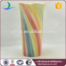 Elegante Stil Hohe Vasen Keramik