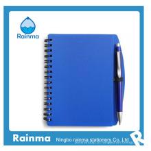 Caderno rígido de capa dura para papelaria de escritório