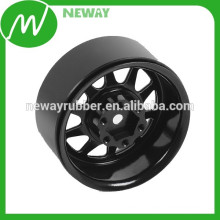 Highly Polished Anti Abrasion Custom OEM Plastic PP Part