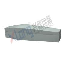 Satin Interior Oil Paint Veneer Full Open Coffin