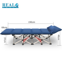 Real Wholesale Beds Camping Cot Foldable Military Single Size Bed
