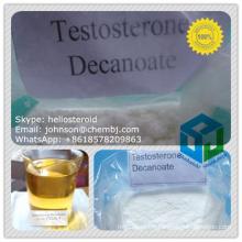 Fournissant la haute qualité de testostérone Decanoate 5721-91-5 d'équipement de gymnastique d'hormone stéroïde