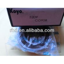 Roulement à billes à contact angulaire double rangée koyo 5208