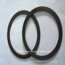 Black Back up Rings for High Pressure