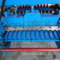 Good quality colored steel roller door frame sheet cold roll forming machine