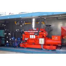 Biogas für Erneuerbare Energien Generator Set