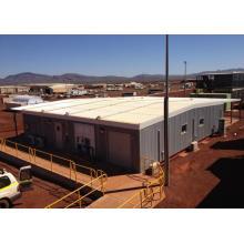 Модульный административный офис Тип контейнера