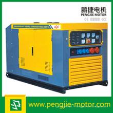 Générateur de puissance à moteur diesel silencieux à 3 phases 50Hz avec ATS 40kw
