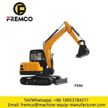 FE65 Construction Machinery for Digging Earth