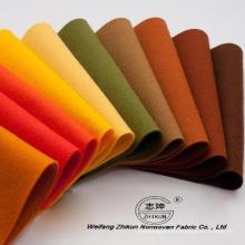 Agulha perfurada poliéster tecido não tecido com alta qualidade