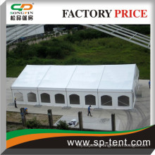 fire retardant tent 12x20m for 300 seats meeting events