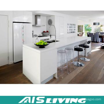Muebles modernos del gabinete de cocina del almacenamiento (AIS-K415)