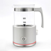 Electric Milk Frother Steamer Machine Automatic Milk Foam Maker and Warm Heater for Latte Coffee Cappuccino and Hot Chocolate