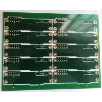 New Fashion Design for Purple PCB 2 layer urgent  ENIG PCB export to Spain Supplier