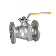 Stainless Steel Flanged Ball Valve Pn25 Pn40
