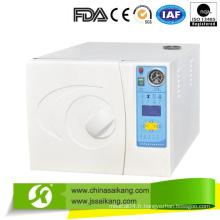 Autoclave à vapeur sous vide en acier inoxydable homologué CE et FDA