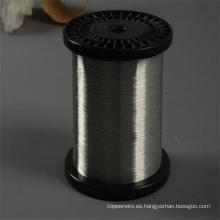 Alambre de acero revestido de aluminio para conductor auto-amortiguado