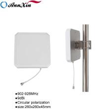 Fábrica de alta calidad 9dBi Rfid circular Polarized Fm antena